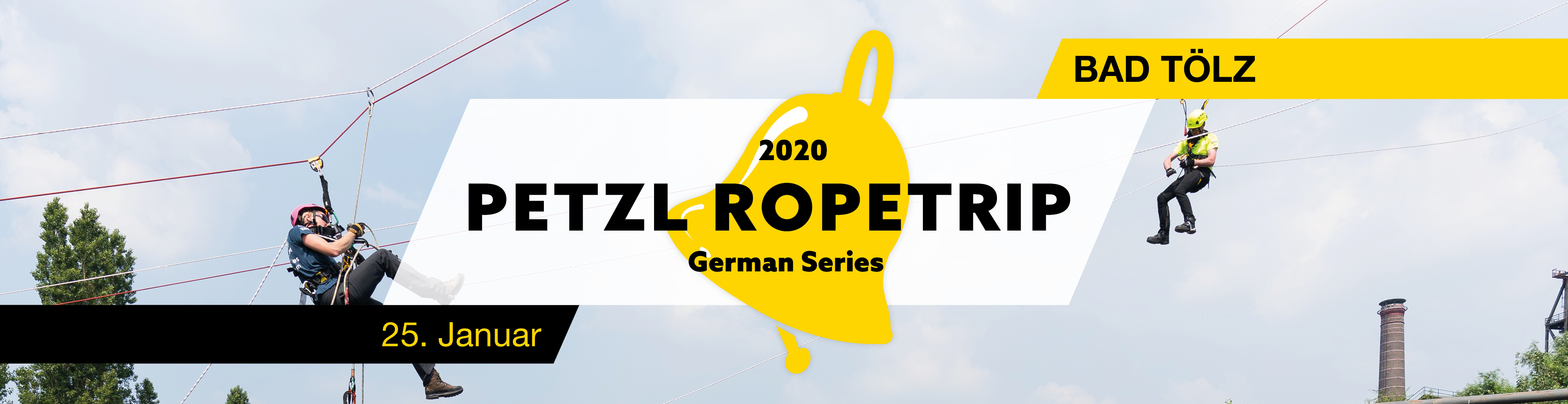 Petzl Ropetrip German Series